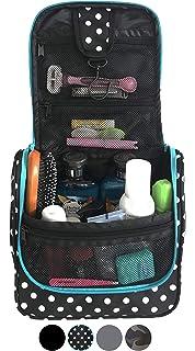 6275efda35cc Amazon.com : EcoLifeDay Handing Toiletry Bag, Waterproof Toiletry ...