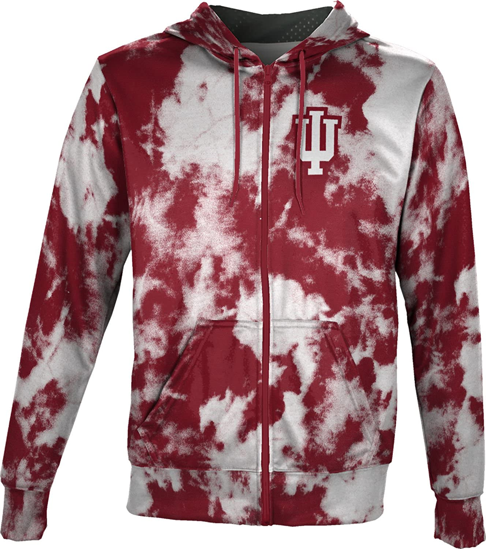ProSphere Indiana University Boys Full Zip Hoodie Grunge