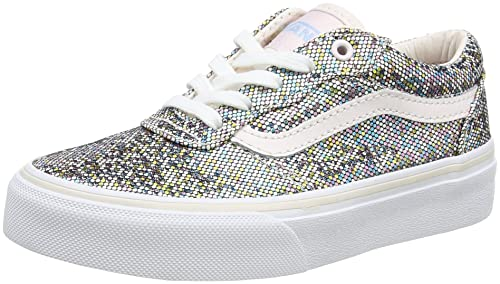 scarpe vans brillantinate