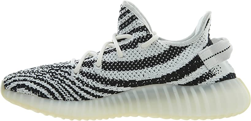 adidas Yeezy Boost 350 V2 Zebra WhiteCBLACKRED Trainer