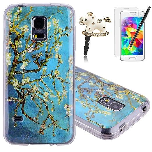 14 opinioni per HB-Int TPU Custodia Guscio per Samsung Galaxy S5 mini G800 Anti Graffi Case Gel