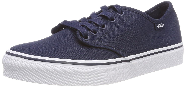 Vans Weißszlig; Damen Camden Stripe Classic Sneaker, Weißszlig; Vans Blau ((Canvas) Navy 1x7) 147403