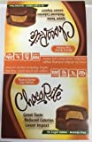 CHOCORITE PEANUT BUTTER CUP PATTIES 16 COUNT NO SUGAR ADDED