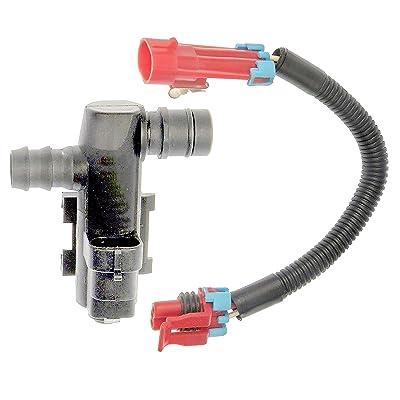 APDTY 022120 Evaporative Emissions Fuel Tank Vapor Canister Vent Valve Solenoid: Automotive