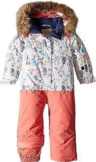 da9adcb1a Amazon.com   Burton Toddler Girls  Illusion One Piece Snow Suit ...