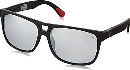 H2O Floatable Matte Black Plasma Ion 720-2372 Dragon POLARIZED FAME Sunglasses