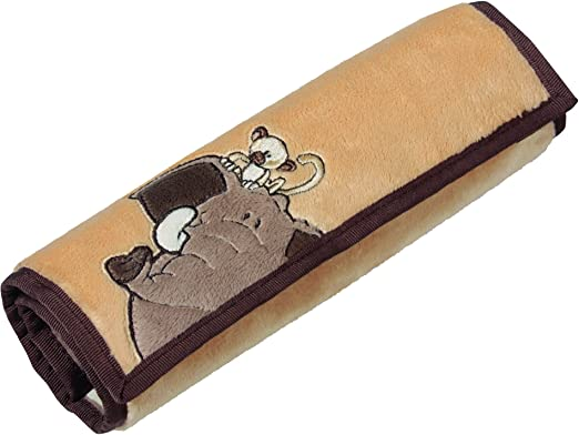 NICI 33071 Wild Friends - Estuche de Peluche diseño Elefante y Mono, 26 x 19, 5 cm: Amazon.es: Juguetes y juegos