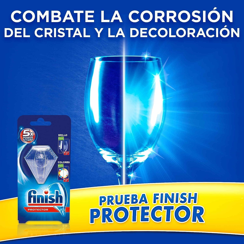 Finish - Protector de vajilla Regular - pack de 3 unidades: Amazon.es: Alimentación y bebidas