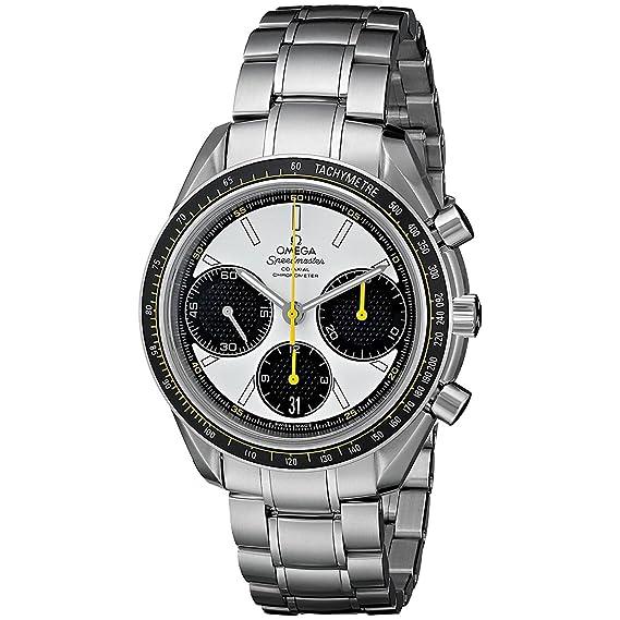OMEGA Speedmaster Reloj de hombre automático 38mm 326.30.40.50.04.001