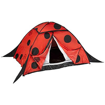 10T Outdoor Equipment HIGH PEAK Tente tunnel pour 2 personnes BARI 5 CE=3000 mm