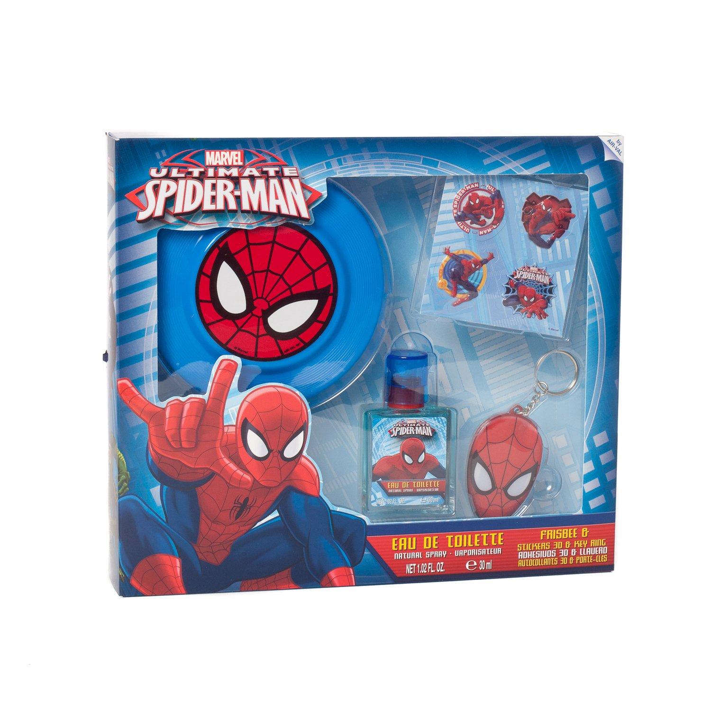 Marvel 5766 Cofanetto Regalo di Bellezza, Spider-Man, Blu Universal Beauty Market