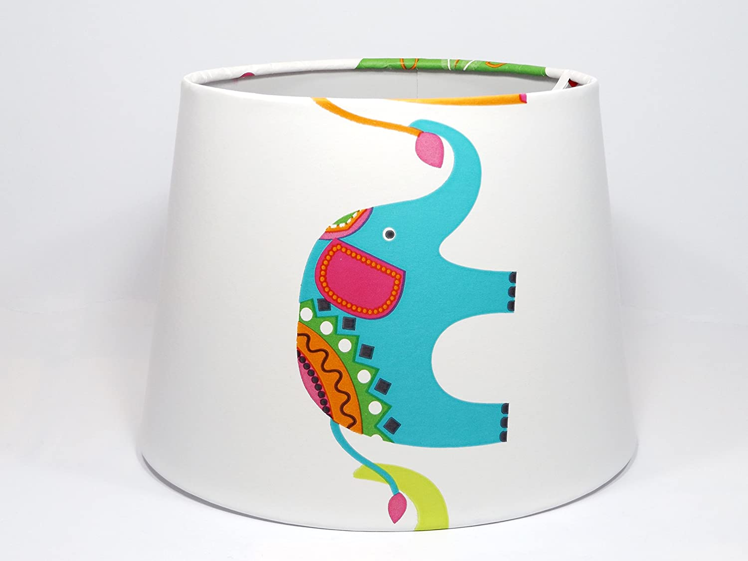 Elephant Lampshade or Ceiling Light Shade Children's Kids Girls ...