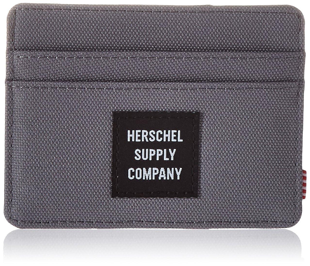 Tan MSRP $35 Hank Wallet Navy Herschel Supply Co