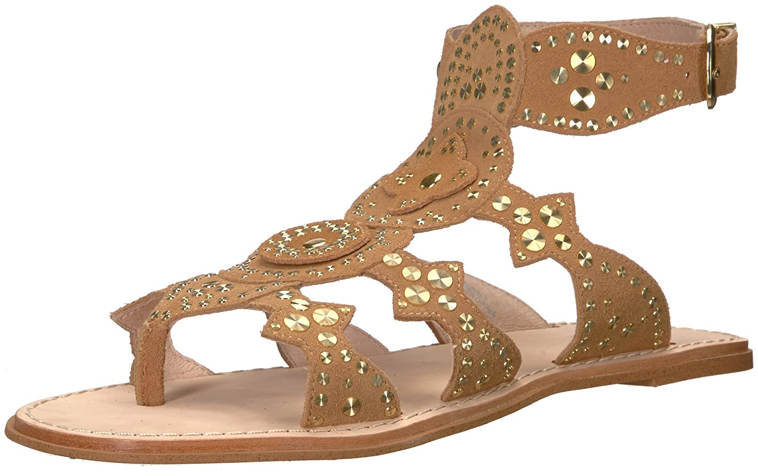 Cecelia New York Women's Bubbly Slide Sandal B078981NKC 6 B(M) US|Sand