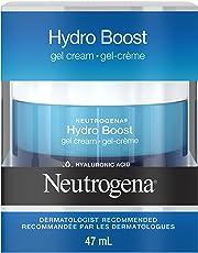 Neutrogena Hydro Boost Gel Face Cream with Hydrating Hyaluronic Acid Serum, Moisturizing Skin Care, 47 mL