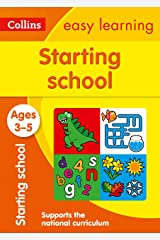 Starting School Ages 3-5: Prepare for Preschool with easy home learning (Collins Easy Learning Preschool) Kindle Edition