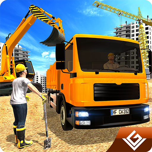 Build City Construction Tycoon Simulator 3D: Island Paradise Bay Building Adventure Games Free For Kids 2018 ()