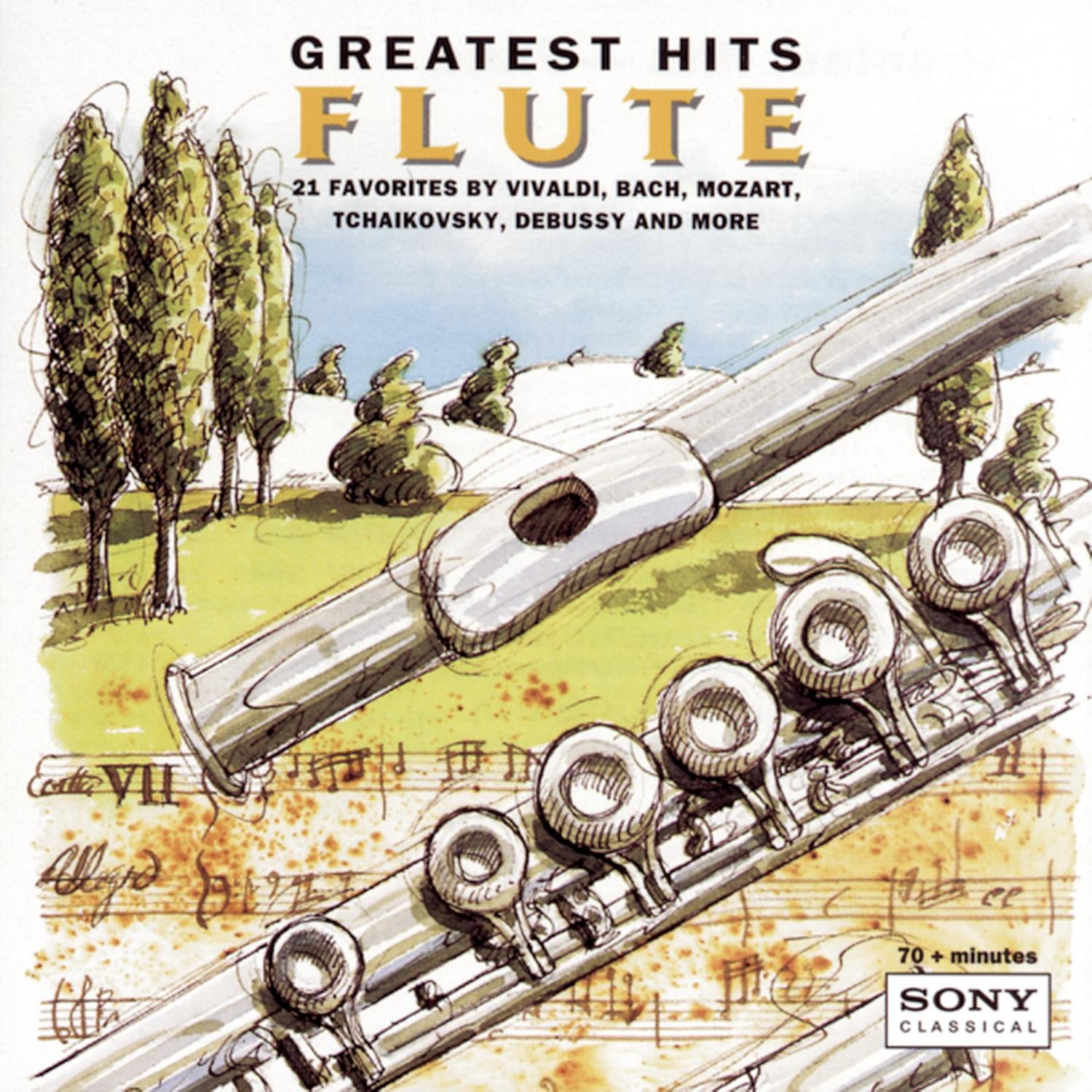 Greatest Hits - Flute by Sony Classical