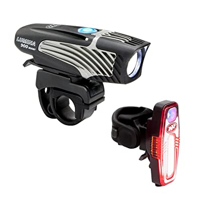 Lumina 900 Boost Front Bike Light Sabre 80 Rear Bike Light Combo Pack