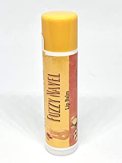 product image for Lickerlips Beeswax Lip Balm – Hydrating Lip Balm – Beeswax and Mango Butter Chapstick – Natural Lip Balm with Fuzzy Navel Flavor – Moisturizer Lip Balm for Dry Lips - 0.15oz Tube