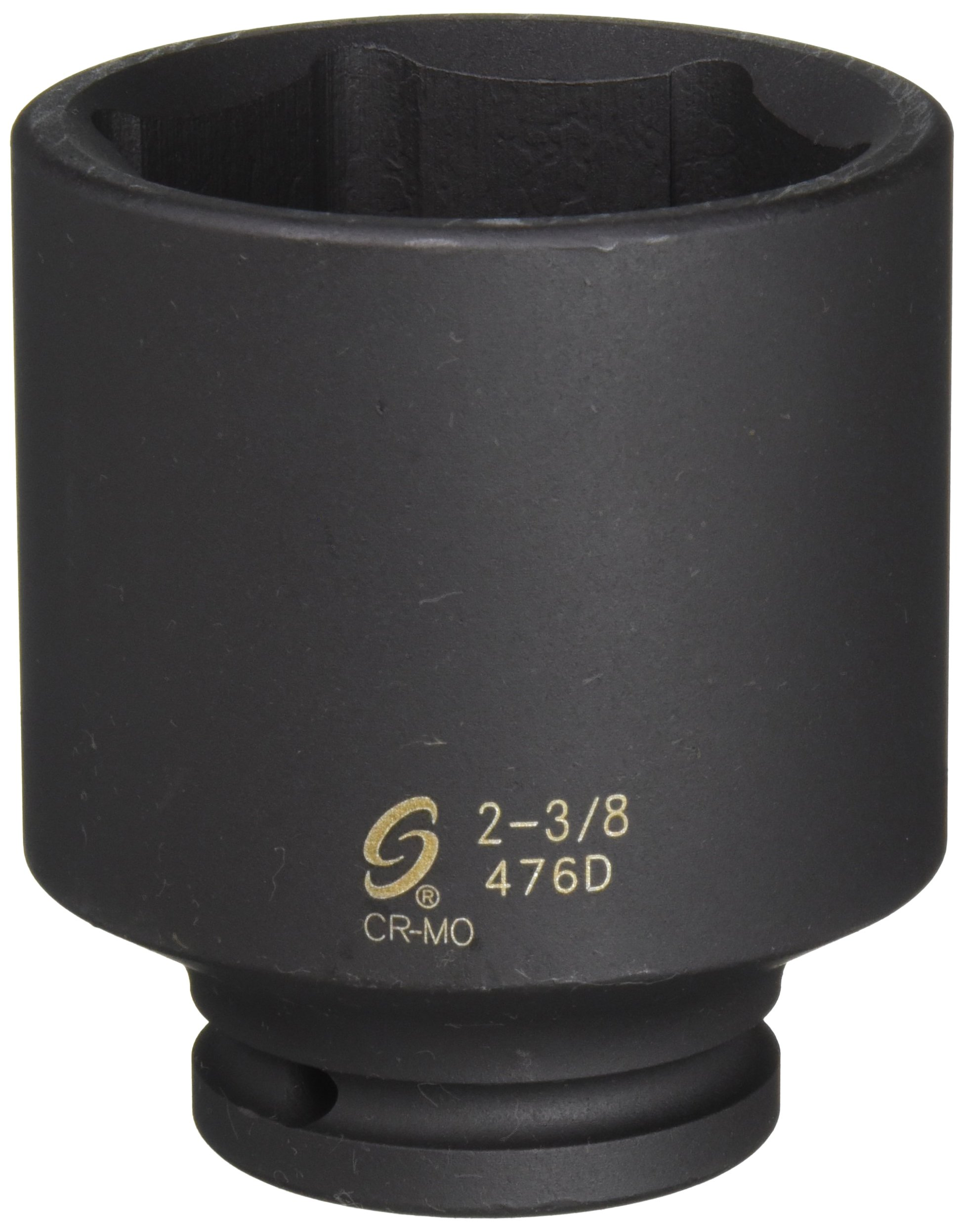 Sunex 476D 3/4'' Drive Deep 6 Point Impact Socket 2-3/8'' by Sunex Tools