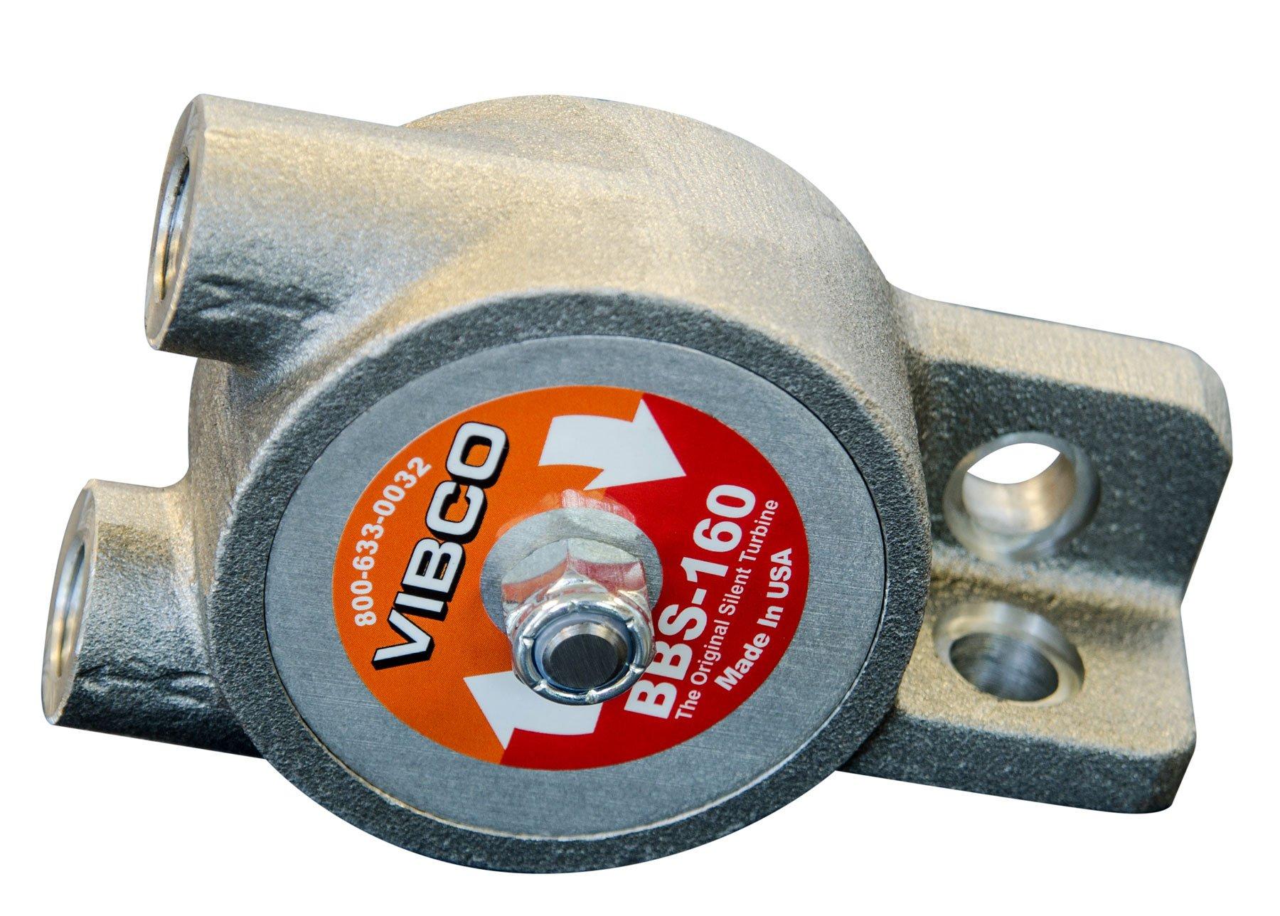 VIBCO BBS-160 Silent Pneumatic Turbine
