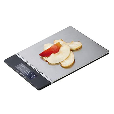 Domoclip DOM225 - Báscula de cocina electrónica