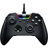 Razer Wolverine Tournament Edition Chroma - Customizable Gamepad Controller, 4 Programmable Buttons - Compatible with Xbox One, PC - Black