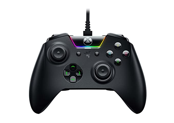 Razer Wolverine Tournament Edition Chroma Customizable Gamepad Controller  (Black)
