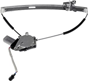 Dorman 751-297 Front Passenger Side Power Window Motor and Regulator Assembly for Select Ford / Mazda / Mercury Models