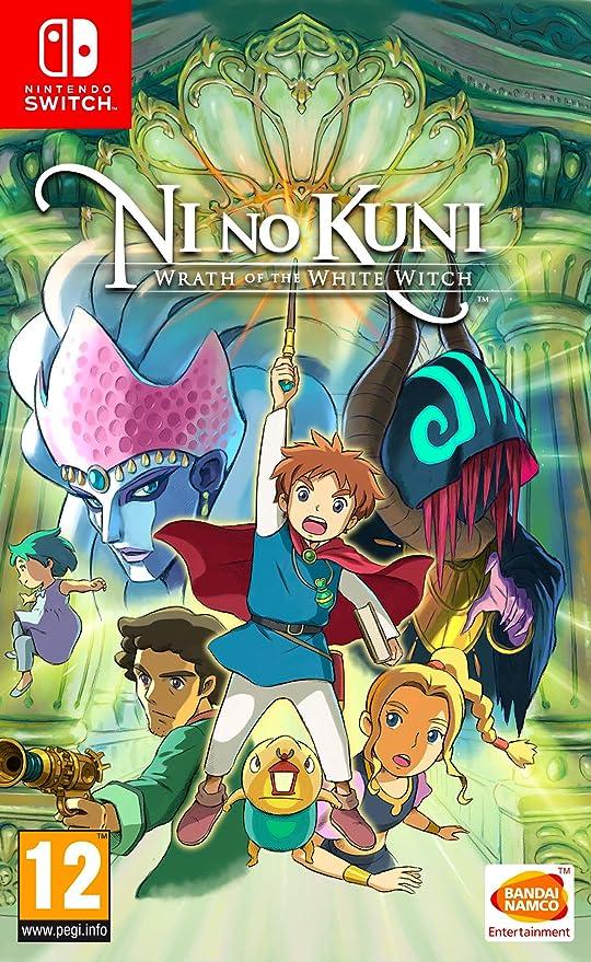 Ni no Kuni: La ira de la Bruja Blanca: Amazon.es: Videojuegos