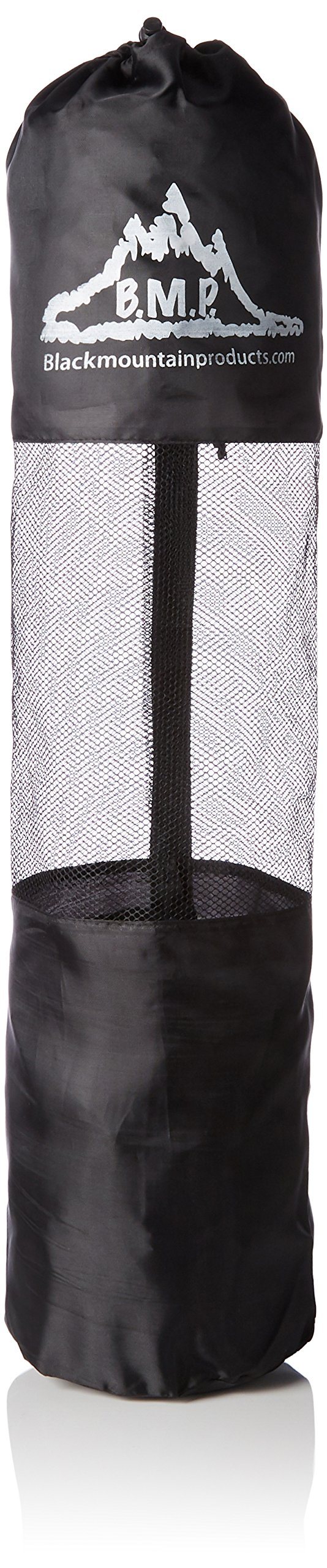 Black Mountain Yoga Mat Bag with Carrying Strap Products