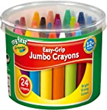 My First Crayola 24 Jumbo Crayons