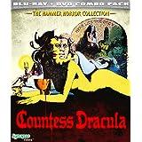 Countess Dracula (Blu-ray + DVD Combo)
