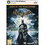 Batman : Arkham Asylum - édition jeu de l'année [import anglais]