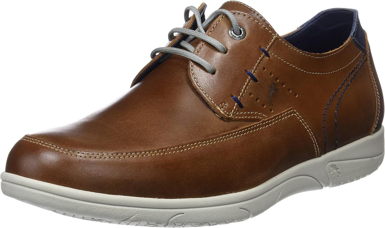 Fluchos Sumatra, Zapatos de Cordones Derby para Hombre