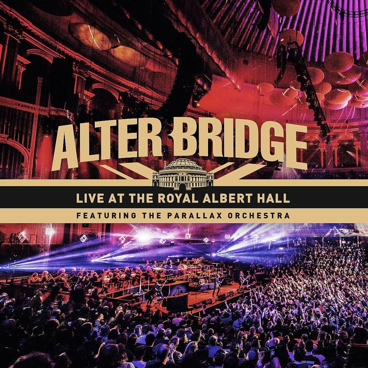 CD : Alter Bridge - Live At The Royal Albert Hall (2PC)