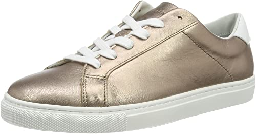 tommy hilfiger rose gold trainers