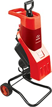 Sun Joe CJ602E-RED Electric Wood Chipper Shredder for Composting