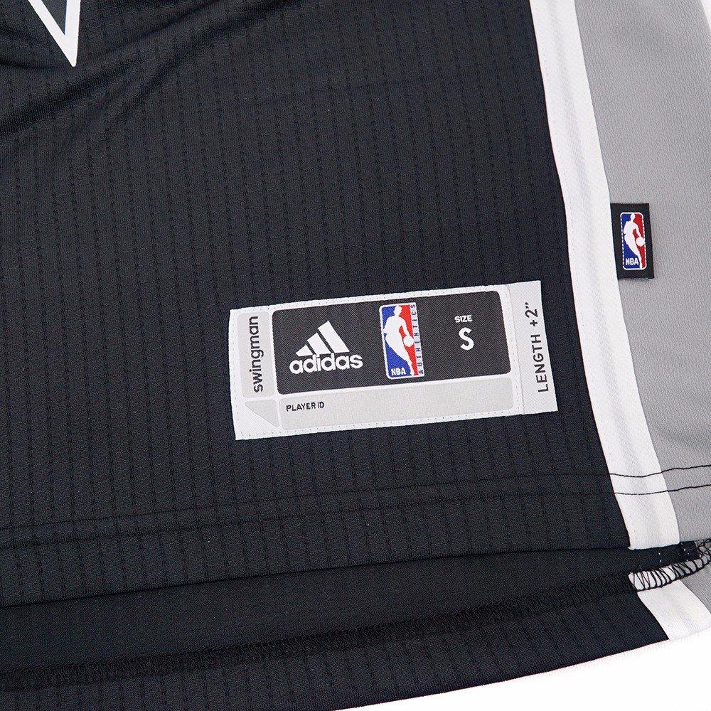 Adidas NBA Kawhi Leonard, Alero de los San Antonio Spurs Negro Jersey, S, Negro: Amazon.es: Deportes y aire libre