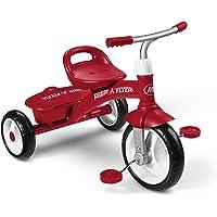 795a1d66bd7 Radio Flyer 421Z Rider Trike, Red (Amazon Exclusive)