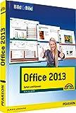 Office 2013 - ganz leicht mit Bildern Office lernen: Sehen und Können (Bild für Bild)