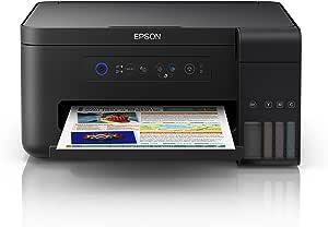 Epson Multifuncional Ecotank L4150  , tanque de tinta a color para Negocio, Wi-Fi