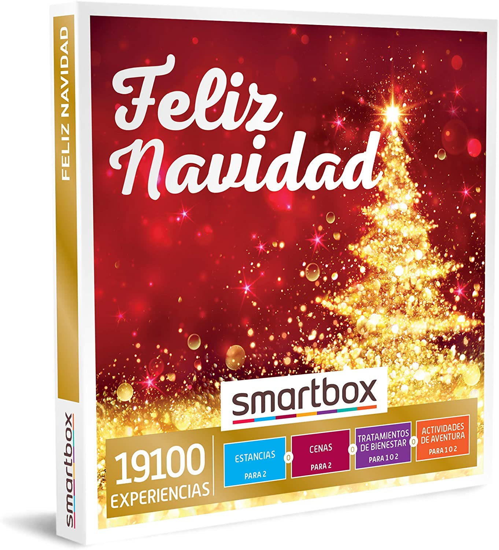 SMARTBOX - Caja Regalo - Feliz Navidad - Idea de Regalo - 1 ...