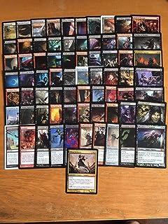 EDH Custom Built MTG Pirate Commander Deck Elite 100 Card