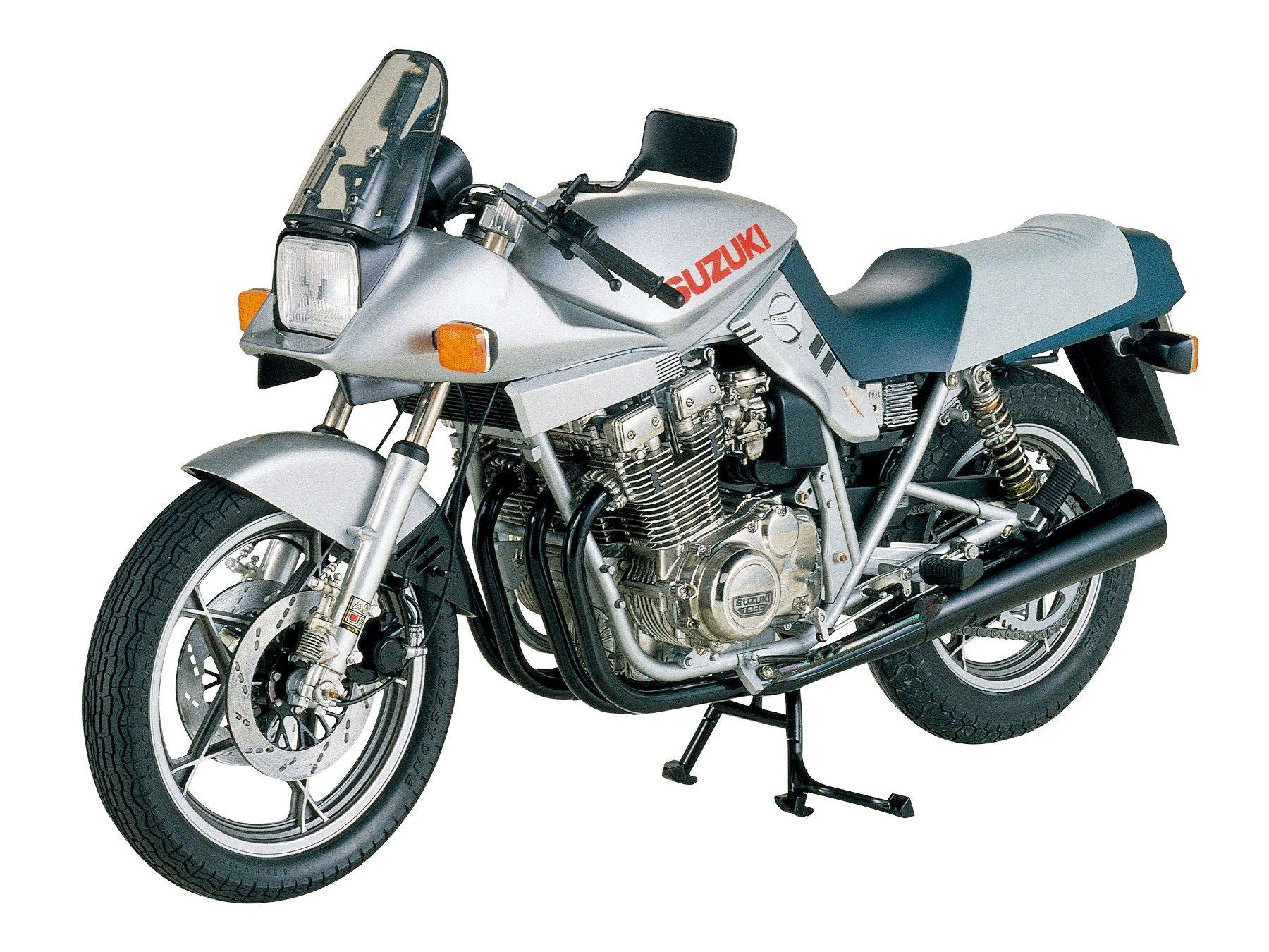 TAMIYA 1/6 Motorcycle Series No.25 Suzuki GSX 1100S Katana 【Japan Domestic Genuine Products】【Ships from Japan】