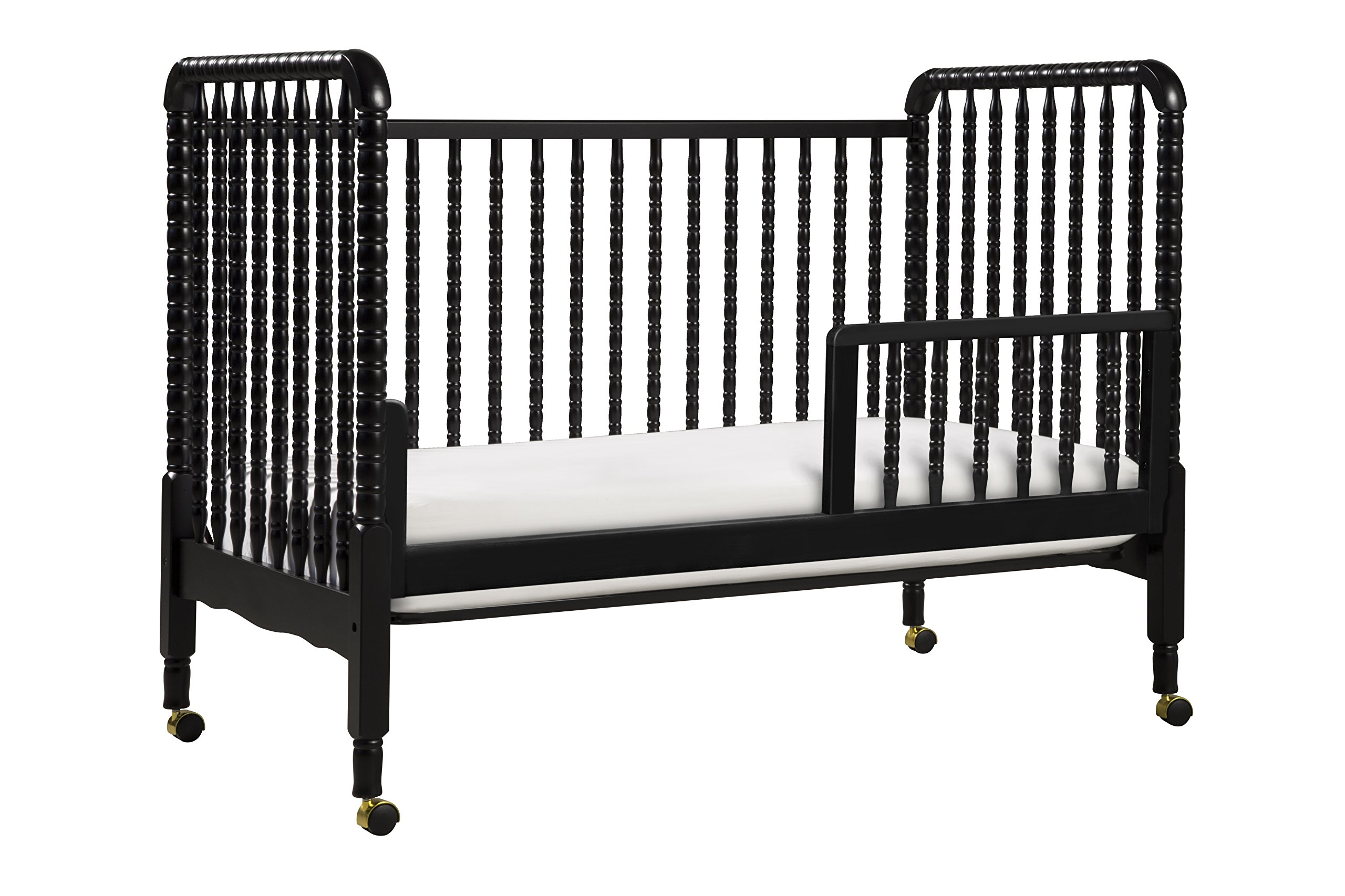 DaVinci Jenny Lind Toddler Bed Conversion Kit- Ebony