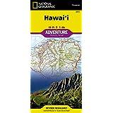 Hawaii: Travel Maps International Adventure Map (National Geographic Adventure Map, Band 3111)