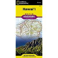 Hawaii Adventure Map