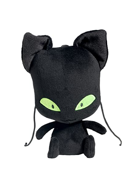 Modi Miraculous Ladybug Plagg & Tikki Cat Noir Plush Toys Adrien Marinette Doll Action- & Spielfiguren
